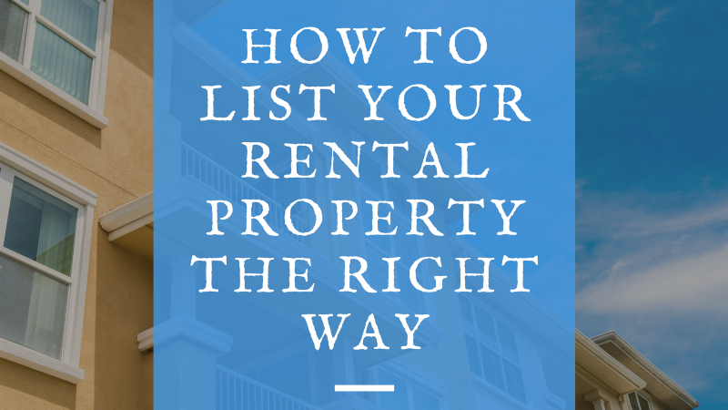 list-your-rental-property-the-right-way