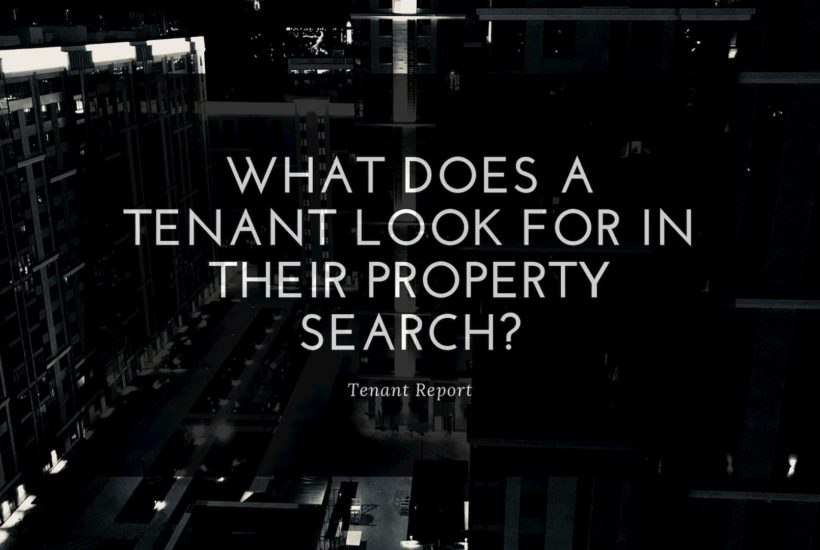 What Does a Tenant Look for When Searching for a New Rental?
