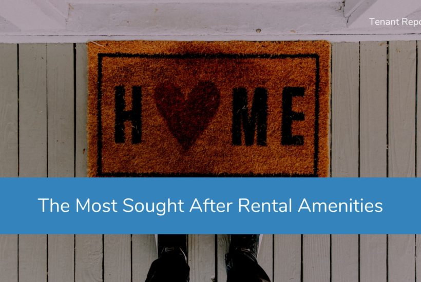 A Few of the Most Sought After Amenities to Keep Your Tenants Happy