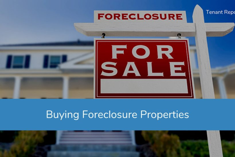 Benefits of Buying Real Estate From Foreclosure Sales