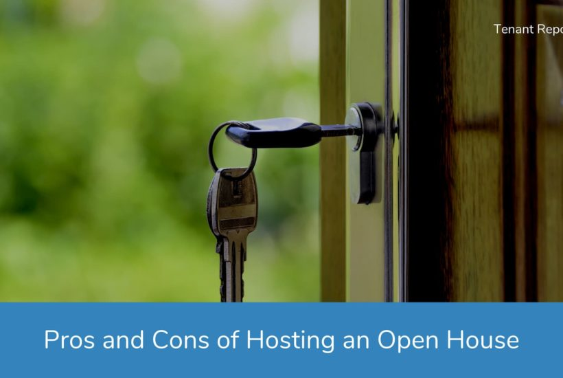 Pros and Cons of Hosting an Open House