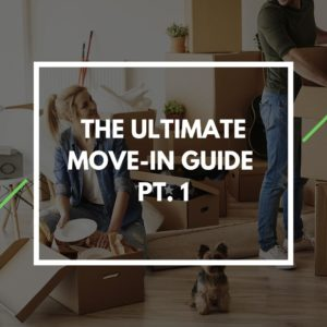 The Ultimate Move-In Guide: Pt. 1